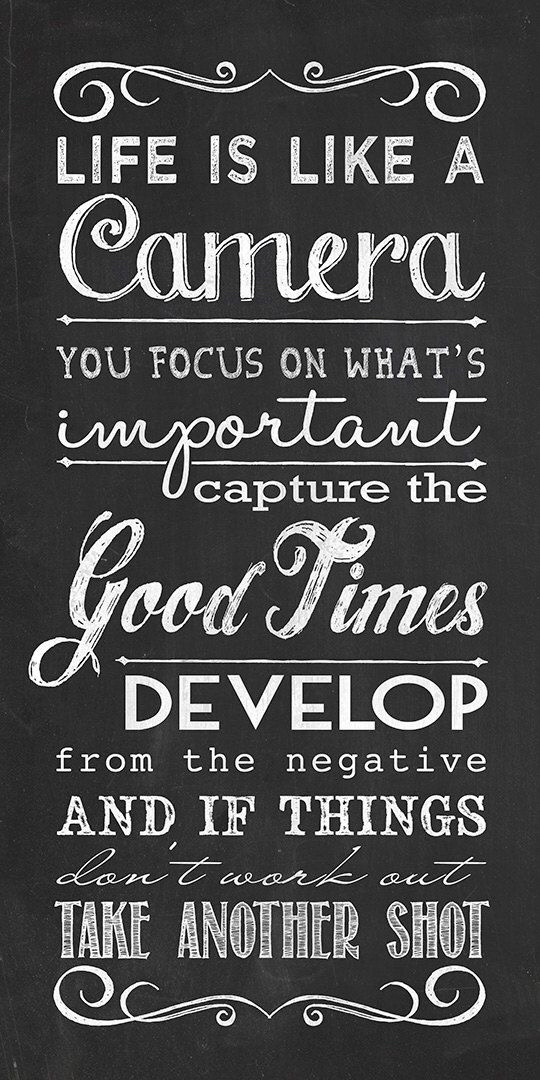 be happy, camera, live, positive vibes, quotes, quotes about life, stay positive