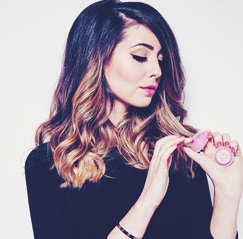 Zoella Line Drawing : Zoella image by marky on favim