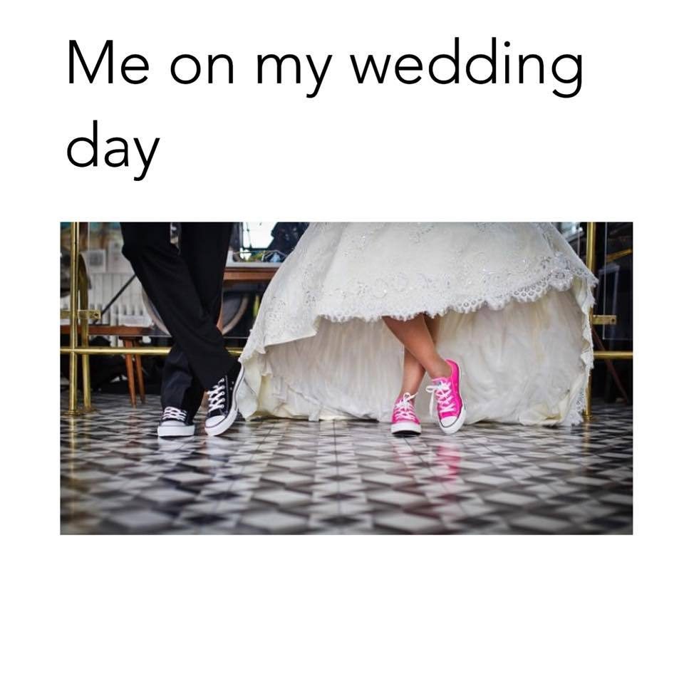 bride, dress, love and married