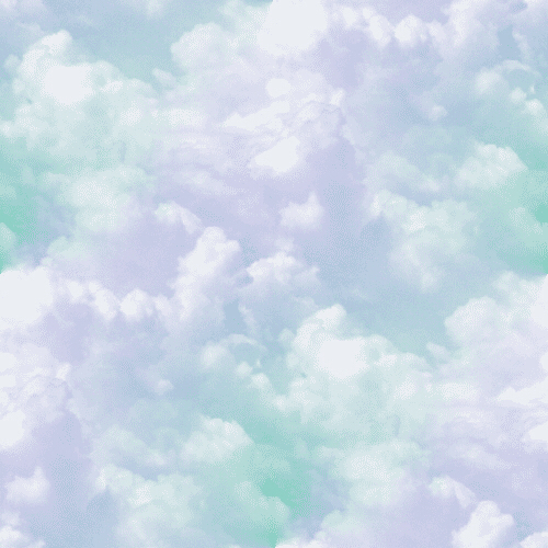aesthetic, background, blue, cloud, cute, green, pale