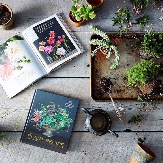 book, botanical, flowers and gardening