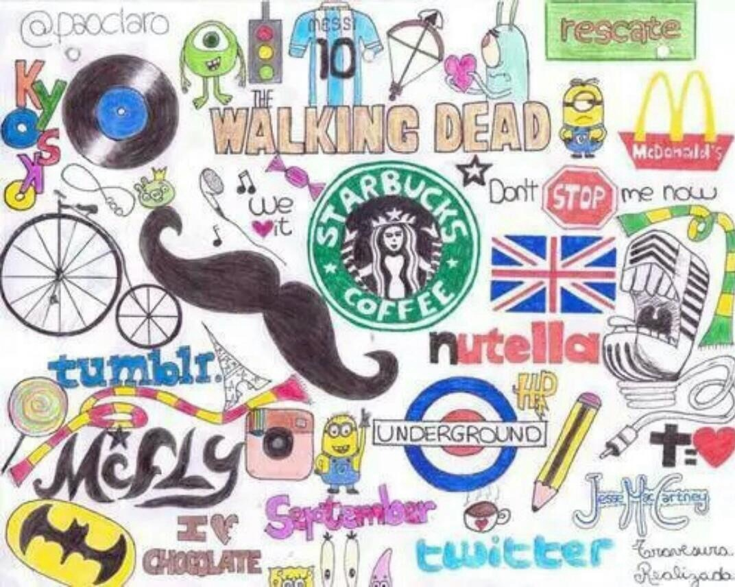 monstersinc, instagram, mcfly, mustache, twitter, batman, mcdonalds, more, stb, nutella