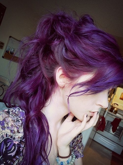 Hair Color Styles Tumblr