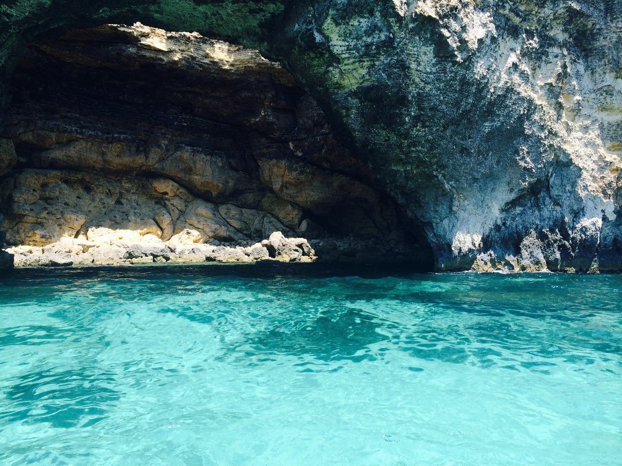 beach, cave, caves, europa, europe, malta, travel, traveling, water, resmål, sts