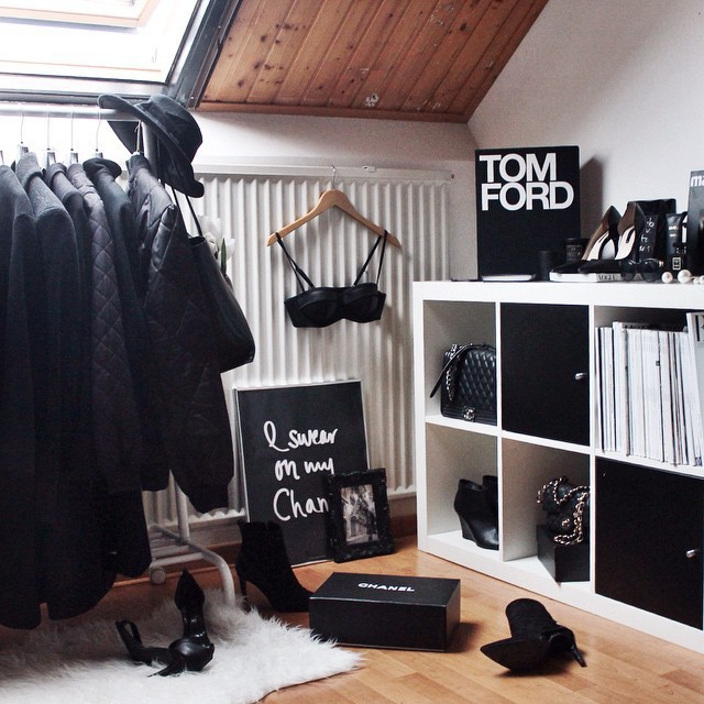 apartment, bag, beautiful and bed