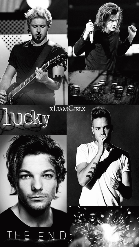 Black And White 1d By Me Follow Image 3480901 Bobbym On