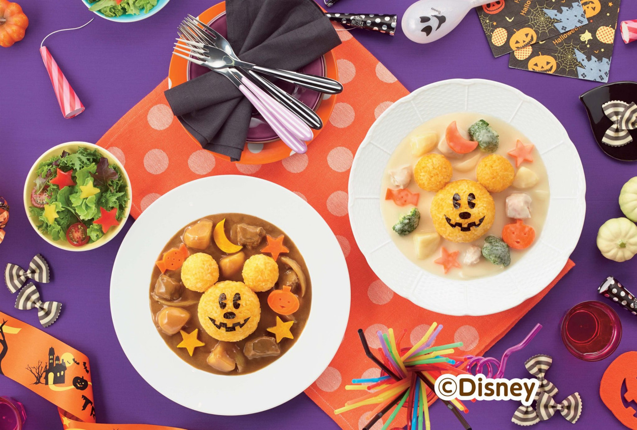 cute, disney, food, halloween, mickey mouse, resort, tokyo