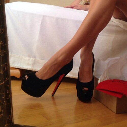christianlouboutin, luxury and shoes