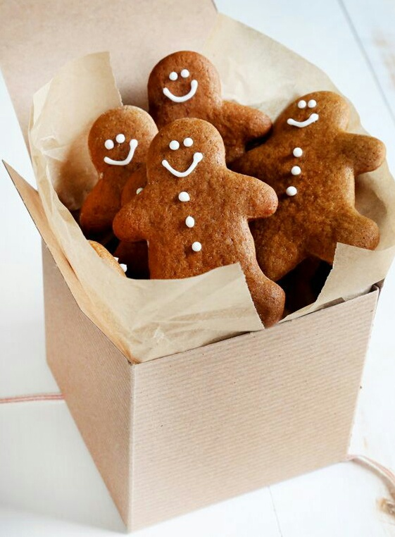 christmas, cookie, gingerbread and winter