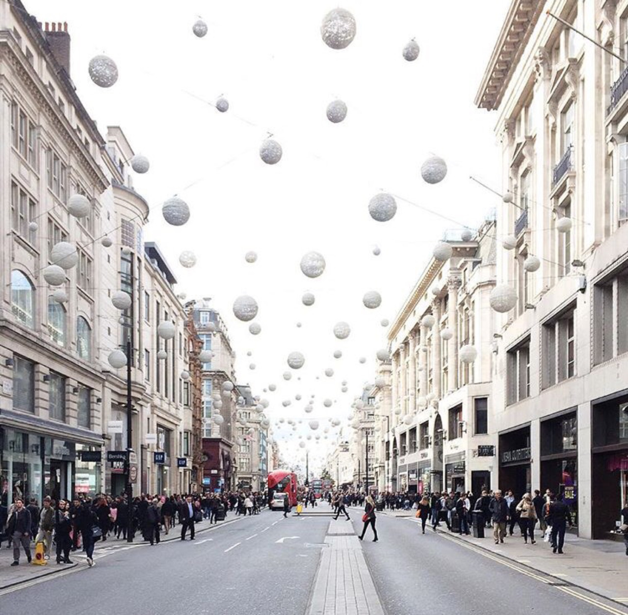 city, london, shopping and street