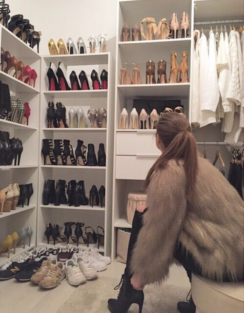 closet, clothes, dreams, fashion, hopes, house, room, shoes, wish