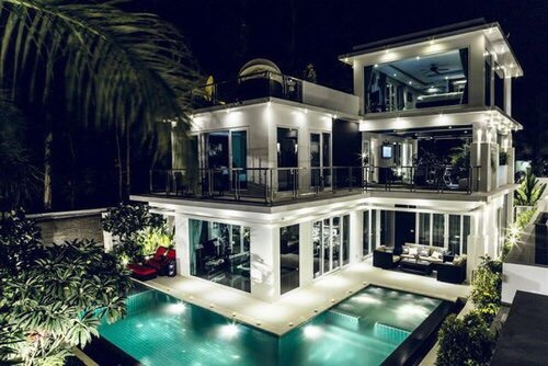 Beautiful Cool Dream Home House Image 3752801 By