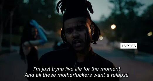 Lyrics Rb The Hills The Weeknd Image 3782391 By