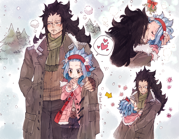 fairy tail gajeel related - photo #44