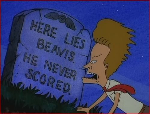 90s, beavis, beavis and butthead, grave, mtv