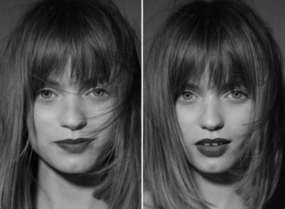 abbey lee kershaw, abby lee kershaw, black and white, fashion, hair cut