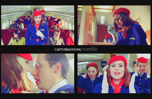 airplane, captures, couple, cute, do wah doo