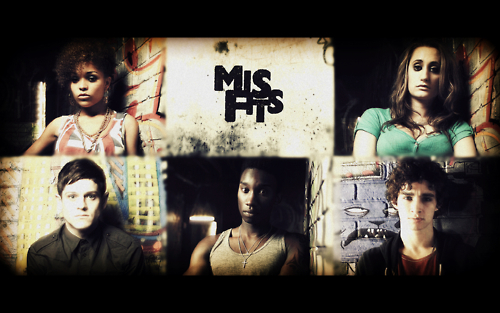alisha, antonia thomas, curtis, iwan rheon, kelly