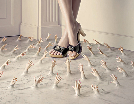 art, asid, beautiful, foot, hands, lsd, picture, shoes, toes, white