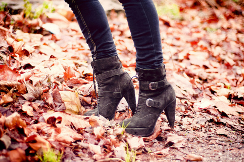 autumn, boots, fashion, girl, jeans, shoes