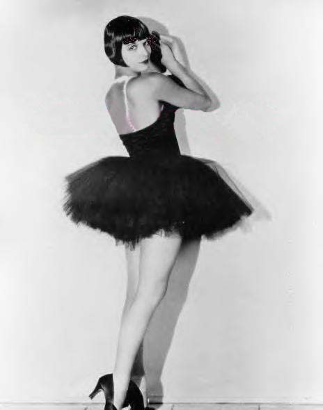 ballerina, ballet, beautiful, beauty, black, bomb hairstyle, dress, gorgeous, icon, louise brooks, model, muse, pin-up, style icon, vintage