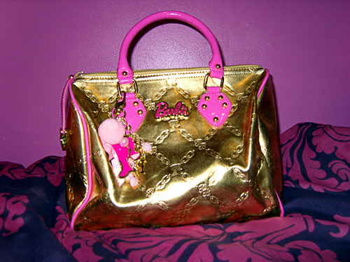 barbie, handbag, purse