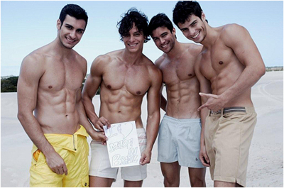 beach, boy, boys, brazil, brazilian