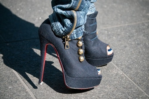 beautiful, black, blue, clk, csk, fashion, heels, hot, pretty, shoes, skinny jeans