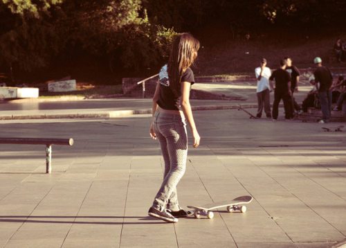 beautiful, boys, girl, girl and skate, hipster
