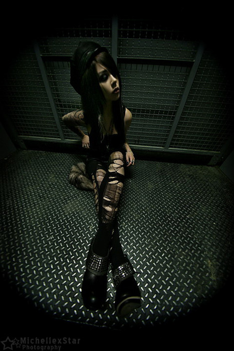 beautiful, dark, drug, fashion, girl