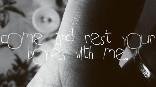 black and white, bones, button, cute, focus, lyrics, maroon 5, photography, rest, ring, sunday morning, typography