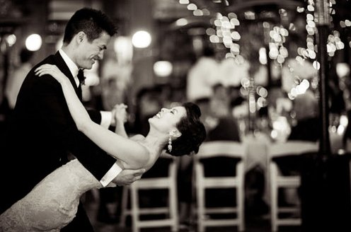 black and white, couple, cute, dance, light