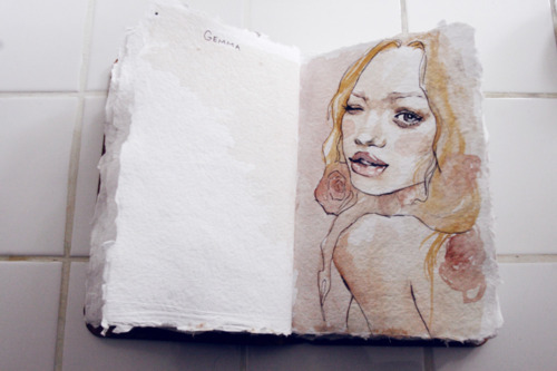 book, diary, fashion, gemma, gemma ward