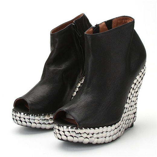 boots, jeffrey campbell, shoes, wedges