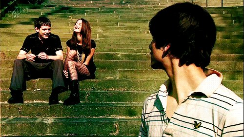 boy, boys, cook, couple, effy, freddie, friends, girl, skins
