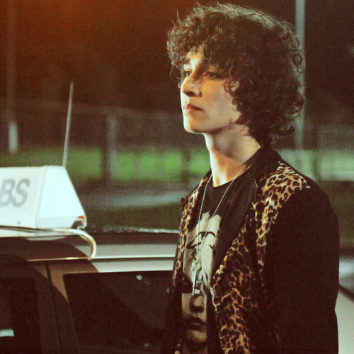 Curly haired boy tumblr