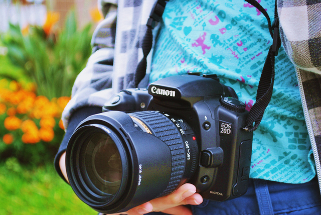 camera, canon, colorful, photograph