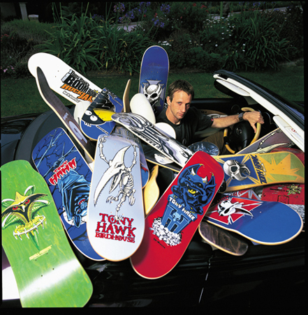 car, hawk, skate, tony, tonyhawk