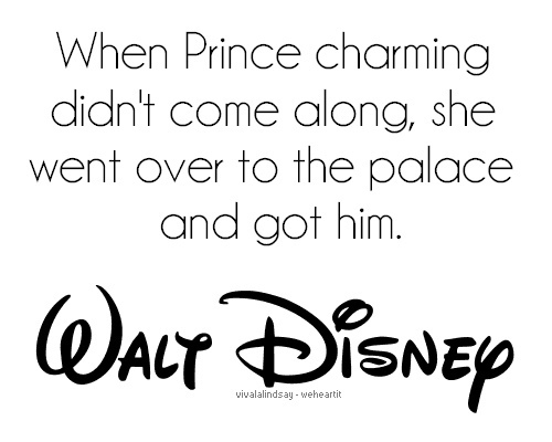cinderella, disney, prince charming, quote
