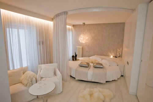 cute hotel interior design room white image 190368
