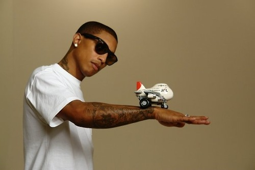 cute, pharrell williams, shades, tattoos