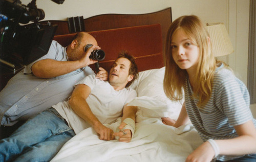 director, elle fanning, somewhere