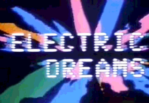 dreams, electric, retro, vintage