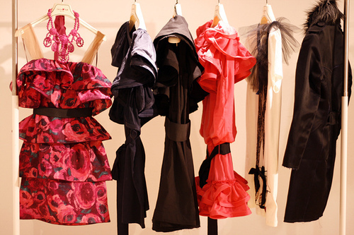 dresses, fashion, lanvin, lanvin for h&m