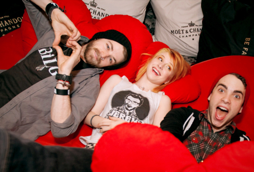 hayley williams, jeremy davis, new paramore, paramore, taylor york