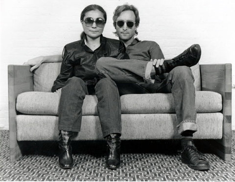 john lennon, lovers, tourist magazine blog, yoko ono