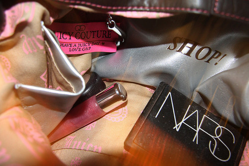 juice couture, make up, nars, pink