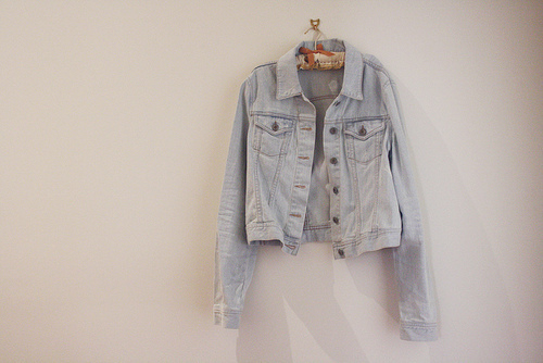 amazing, beautiful, blue, fashion, jacket, jean, onely, photography, plain, pretty, simple, white