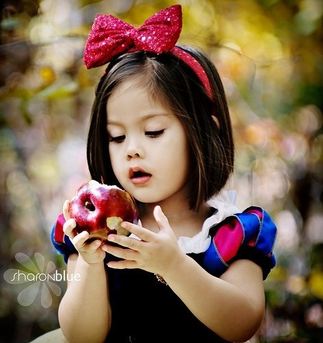 Cute Girl Baby Photos With Messages Apple Baby Cute Girl Own