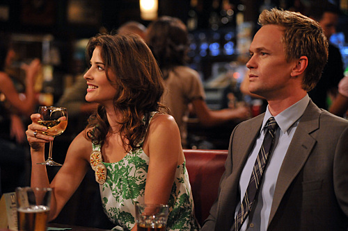 when does robin and barney start dating